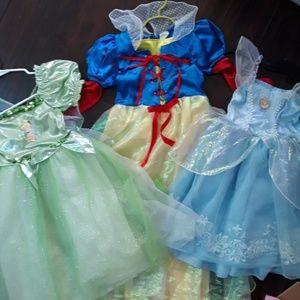 Vintage Disney dresses